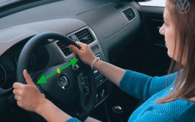 ¿Cuál es la postura ideal para manejar?