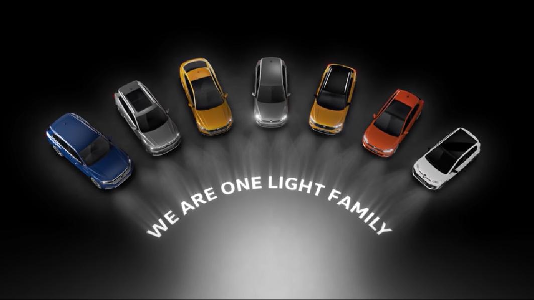 La evolución de la luz – Vía @Volkswagen España