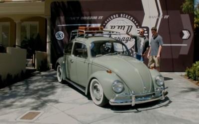 ¿Cómo hacer un Volkswagen Sedan 67 único? – Vía @Discovery Turbo Latinoamérica