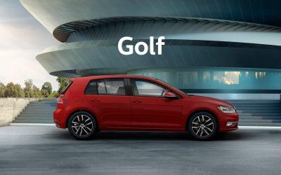 Los 45 años del Volkswagen Golf