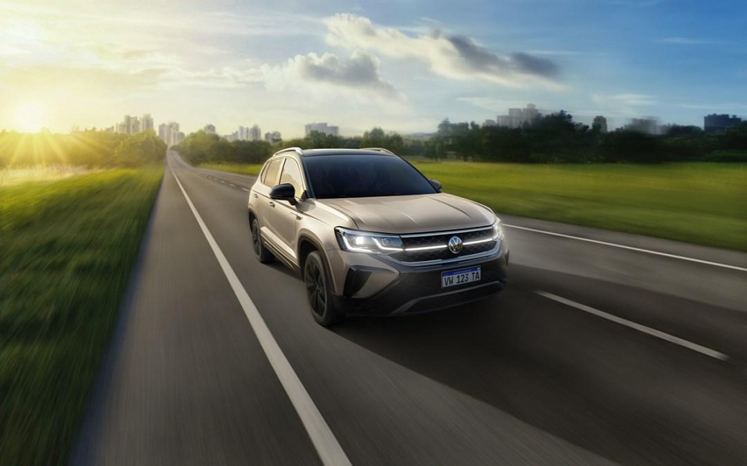 Taos: el nuevo SUV de Volkswagen está en Espasa.