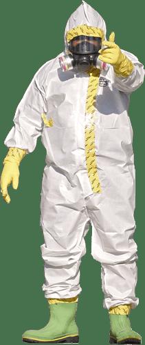 técnico de ébola