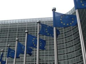 Edificio de la Comisión Europea.