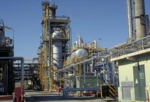 Planta de Hidrosulfuraciónen la Refinería Gibraltar-San Roque