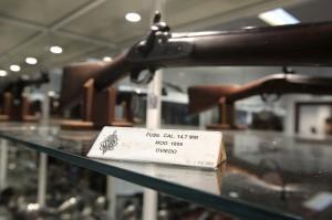 DEFENSA RECUPERA UN TESORO HISTÓRICO EN LA FÁBRICA DE ARMAS DE OVIEDO