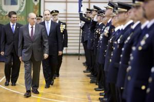 EL MINISTRO FERNÁNDEZ DÍAZ ADVIERTE QUE EL TERRORISMO NO MARCARÁ LA AGENDA DEL GOBIERNO