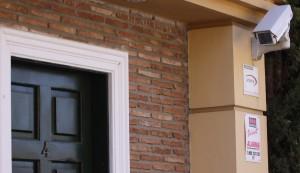22 septiembre 2009 seguridad,vigilancia, en las casas.foto:javier albiñana