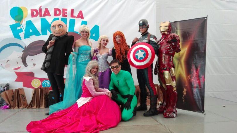 personajes de cómics, personajes de cómics méxico