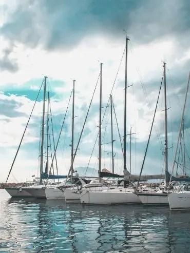 veleros para grupos de despedidas de solteras y solteros