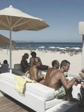 alquiler de casa en la playa para despedidas de soltera