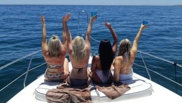 Alquiler de barcos para despedidas – Fiesta de despedida en alta mar