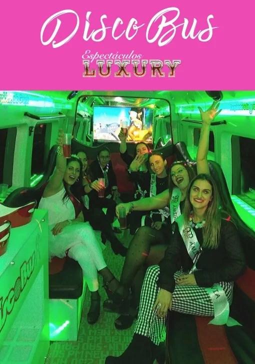 Disco bus para despedidas y cumpleaños en Sevilla 4