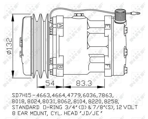 compresor-aire-acondicionado-deutz-ford-jcb-land-rover-new-holland-universal-sanden