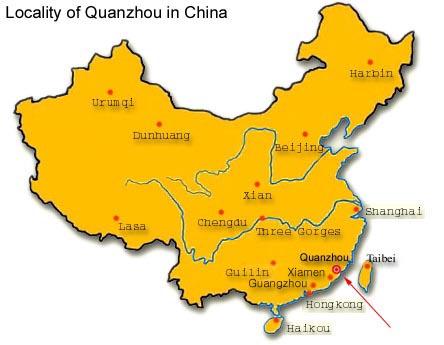chinatourmap