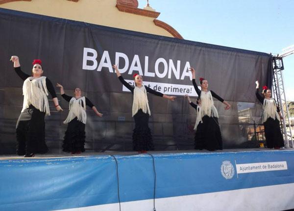 El Centro Cultural participa en el 1r Encuentro de Entidades Andaluzas de Badalona