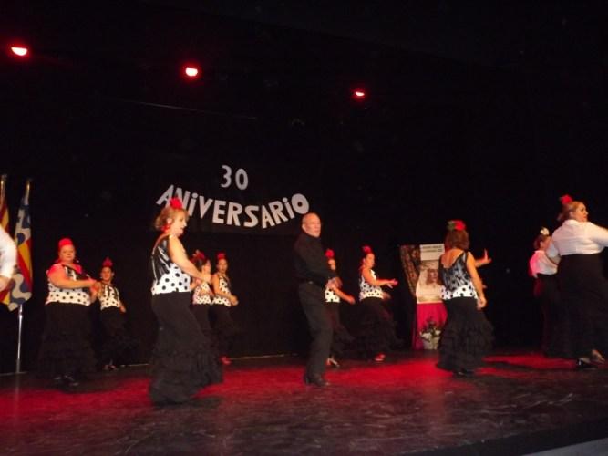 30 años de cultura andaluza
