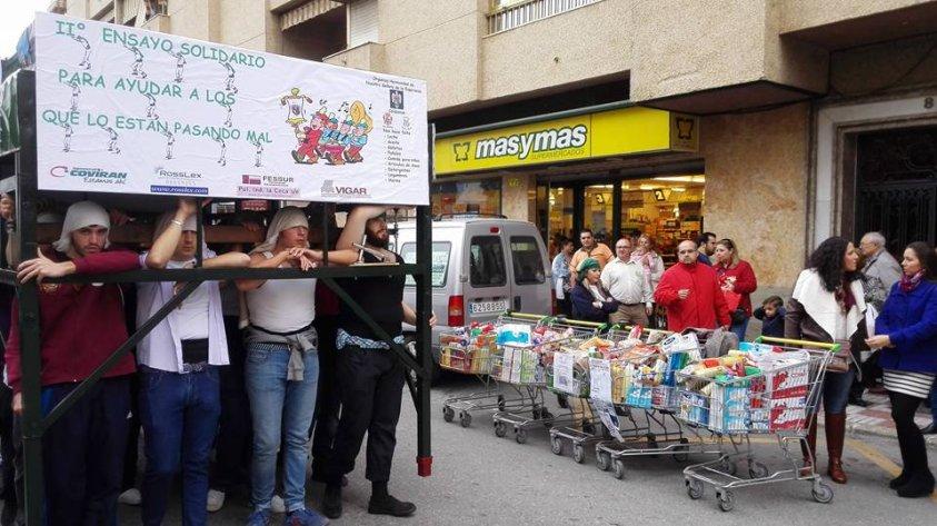 Imagen de la segunda edición del Ensayo Solidario