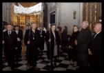 Procesión Claustral con el Señor, de la Sacramental de San Ildefonso (Jaén)