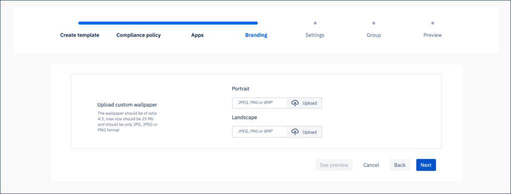 kiosk app settings 7