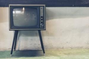 Symbolbild Fernseher
