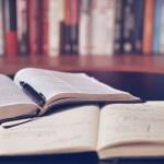 Symbolbild Buch / Notizbuch