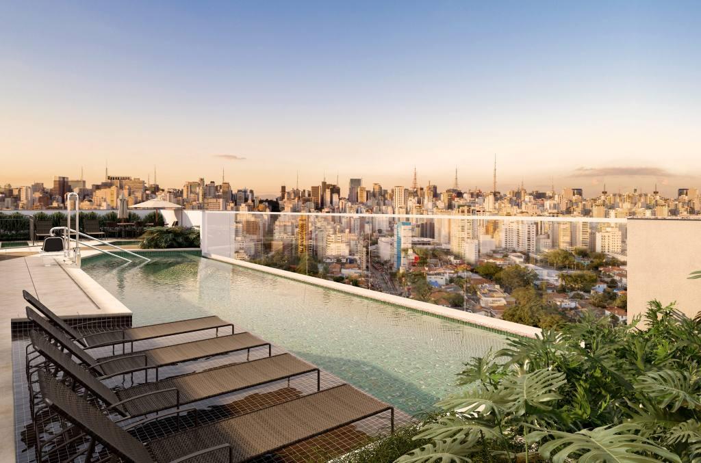 piscina jardim vista bela