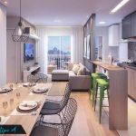 Oasis Itu-Árbore Engenharia Apartamentos de 2 Dormitórios | com 1 vaga de garagem | Terraço.