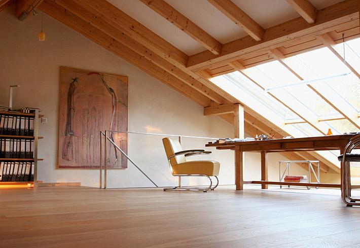tenuta all'aria tetto - Il tetto senza tenuta all'aria 26