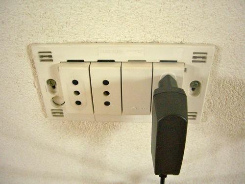 illuminazione - La tenuta all'aria (fai da te) delle prese elettriche 19
