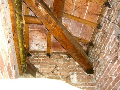 Coibentando da dentro ho ridotto di 6 volte la capacit - Isolare tetto dall interno ...