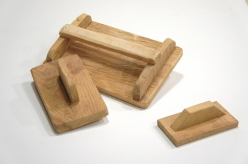 Frattoni in legno di cedro