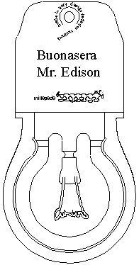 Buonasera Mr. Edison design federico sampaoli-01