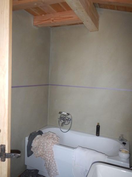 Posa intonaco interno in argilla e paglia spessore 30mm in edificio in legno a telaio-03