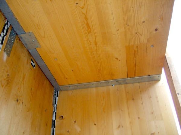 Costruire in legno - Eliminazione del ponte termico del balcone in struttura in x-lam – Zona Climatica E – GG 2784 – Lavis (TN) 28