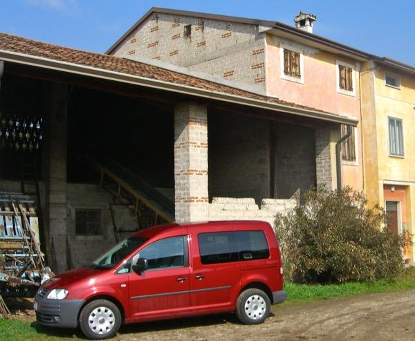 2013: proposta stratigrafie a secco dei solai interpiano originali in legno Villafranca VERONA Gradi Giorno 2282 Zona Climatica E.png