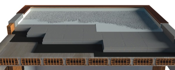 isolamento tetto piano - Lastrico solare, isolare e trasformare 4