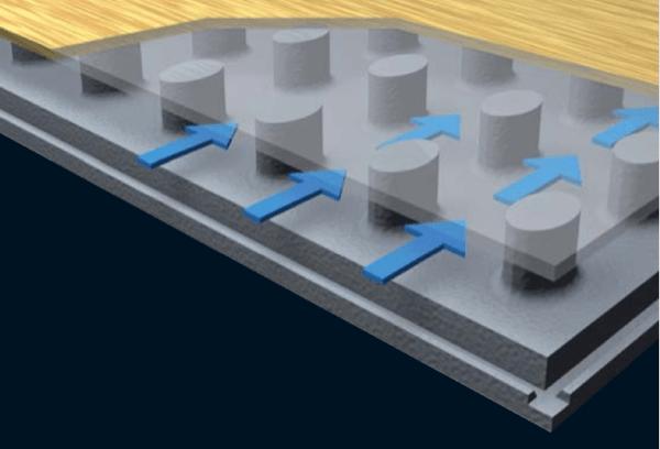 tenuta - Migliorare la coibentazione di un tetto con pannelli termoisolanti ventilati in EPS e OSB 4