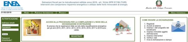 risparmio - Il pesce d'aprile e l'invio della documentazione all'Enea che deve essere effettuato entro il 1° aprile 2019 4