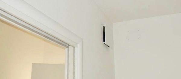 VMC installazione - Installazione di una VMC molto intelligente 186