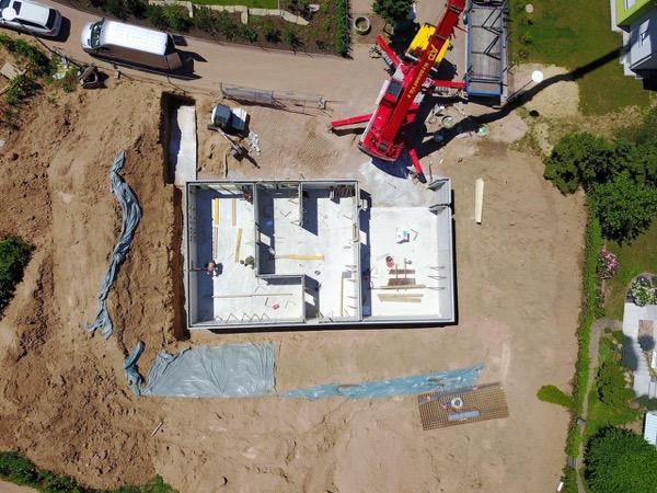 impermeabilizzazione - Isolamento e impermeabilizzazione dell' interrato in costruzione 3