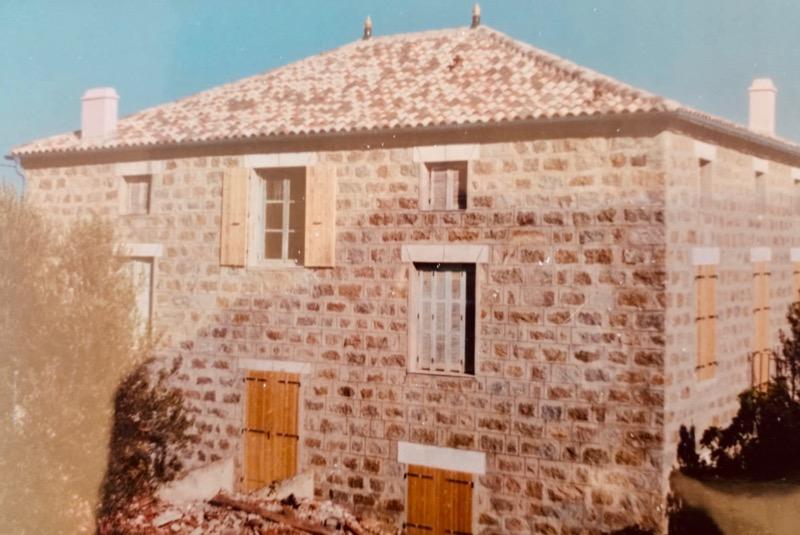 coibentazione contro il caldo - Eine Isolierung in Granit wird zum Ferienhaus auf Korsika 194