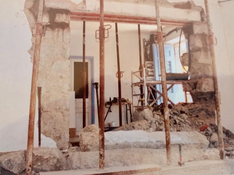 coibentazione contro il caldo - Eine Isolierung in Granit wird zum Ferienhaus auf Korsika 146