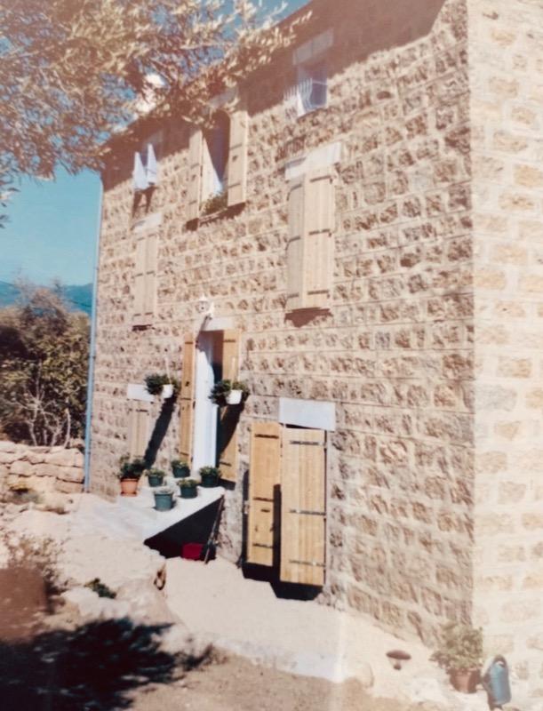 coibentazione contro il caldo - Eine Isolierung in Granit wird zum Ferienhaus auf Korsika 198
