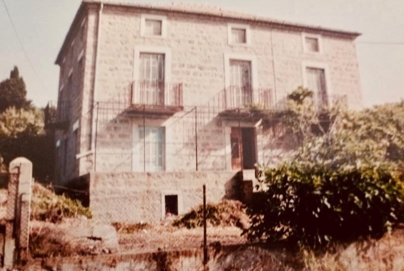 coibentazione contro il caldo - Eine Isolierung in Granit wird zum Ferienhaus auf Korsika 158