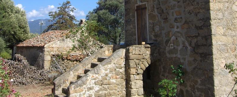 coibentazione contro il caldo - Eine Isolierung in Granit wird zum Ferienhaus auf Korsika 62