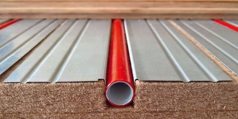 regolazione temperature ambiente - Regolazione della temperatura di mandata per impianto radiante 2