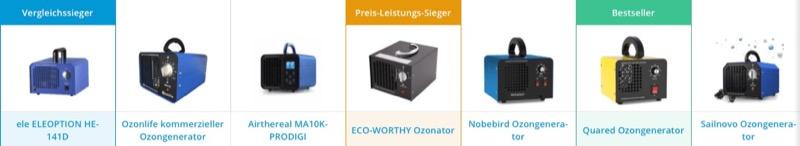 contro la muffa - Rimuovere la muffa in casa con un generatore di ozono 26
