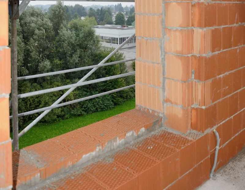 costruire in laterizio - Nano materiali e fibre artificiali vetrose in edilizia vincono il laterizio? 2