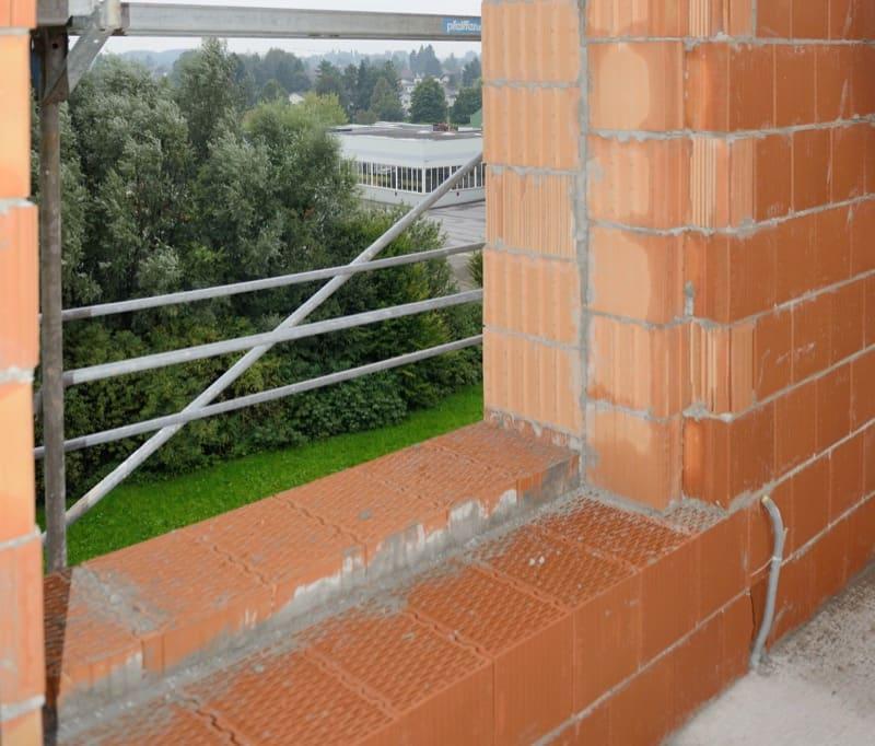 costruire in laterizio - Nano materiali e fibre artificiali vetrose in edilizia vincono il laterizio? 20