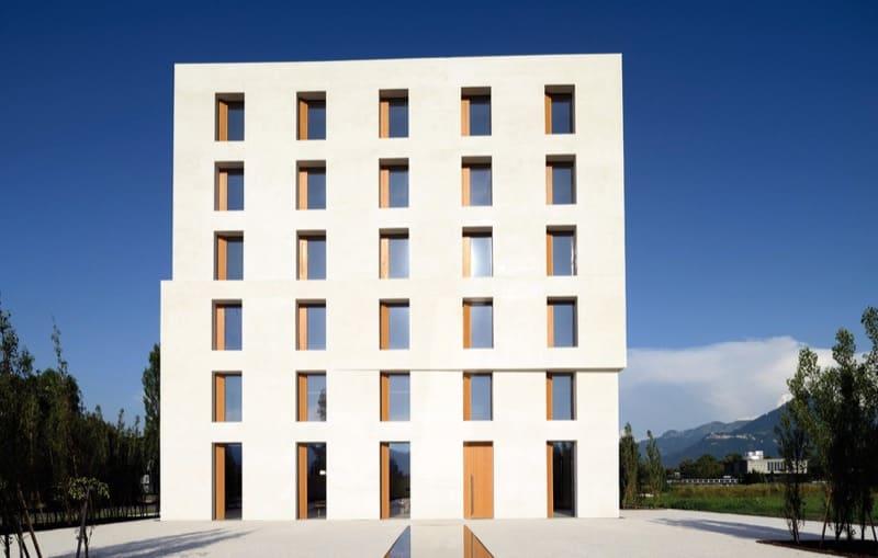 costruire in laterizio - Nano materiali e fibre artificiali vetrose in edilizia vincono il laterizio? 16